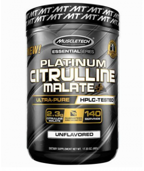 Muscletech Platinum Citrulline Malate - 492gr