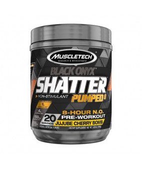 Muscletech SX-7 Black Onyx Pumped 8 (20 serv)