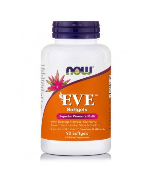 NOW Foods Eve Women's Multiple Vitamin - 90 softgels Naiste multivitamiinid