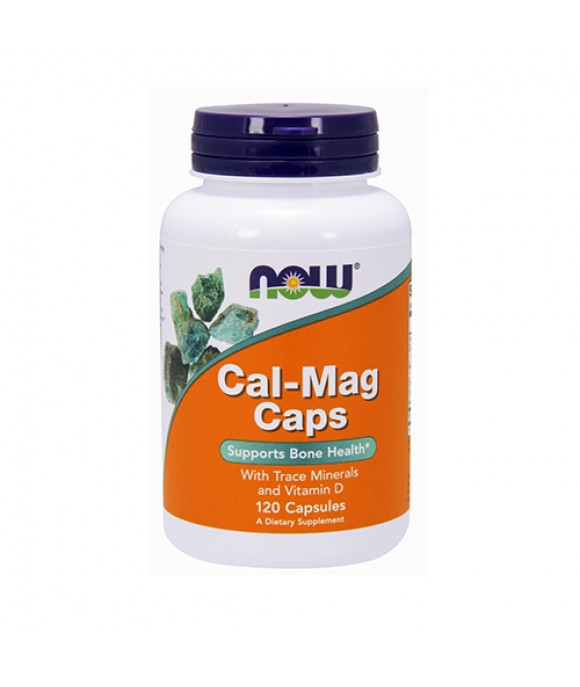 Now Foods Cal-Mag Caps (120)