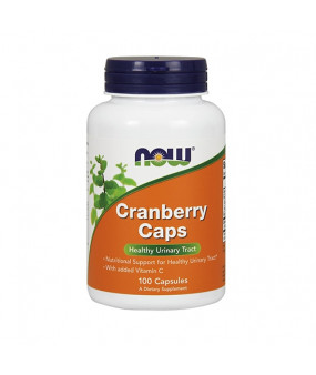 Now Foods Cranberry Caps 700mg (100) Jõhvikakapslid