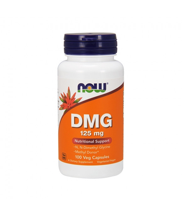 dimetüülglütsiin Now Foods DMG 125mg (100)
