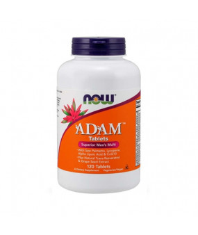 Now Foods ADAM (120 tabs)