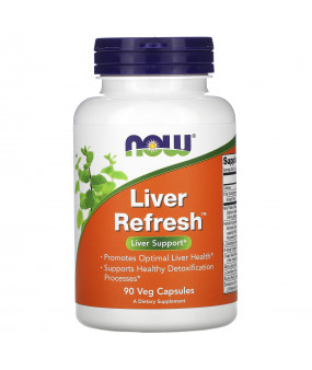Now Foods Liver Refresh, N90