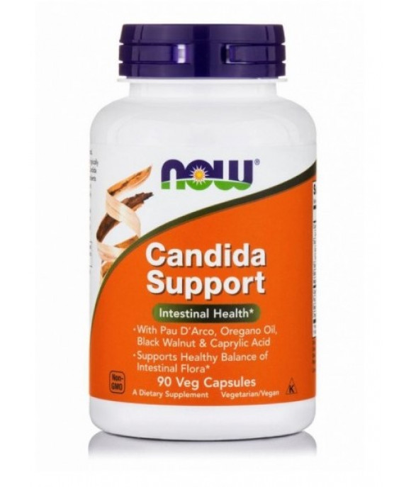 Now Foods Candida support, N90