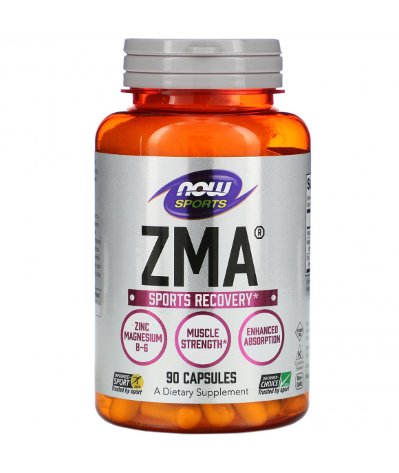 Now Foods ZMA, N90