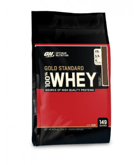 Optimum Nutrition Gold Standard 100% Whey 4.54kg Proteiin