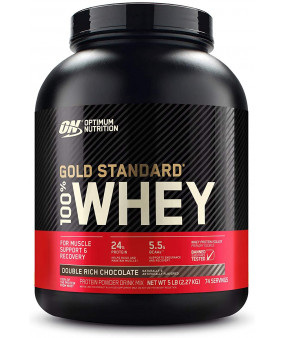 Optimum Nutrition Gold Standard 100% Whey 2.27kg Proteiin