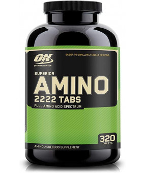 Optimum Nutrition Superior Amino 2222 (320)