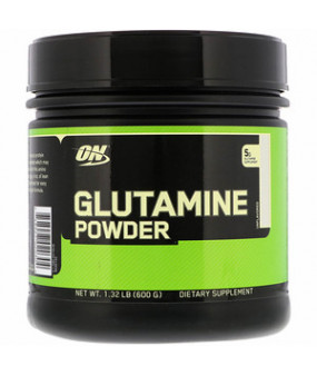 Optimum Nutrition Glutamine Powder 630g Glutamiin