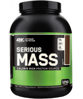 Optimum Nutrition Serious Mass 2.73kg massilisaja
