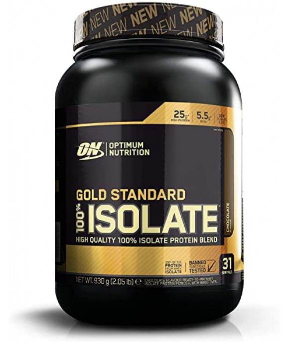 Optimum Nutrition Gold Standard 100% Isolate 930g Isolaat